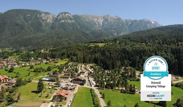 Dolomiti Camping Village di Dimaro