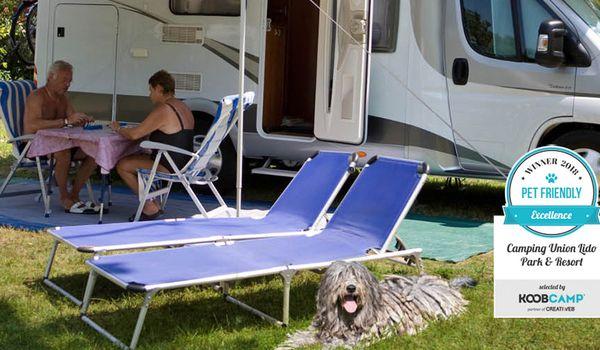 Camping Union Lido Park & Resort - Pet Friendly
