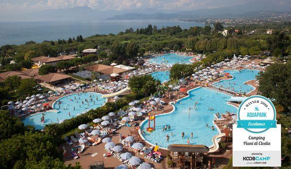 Aquapark Piani di Clodia di Lazise