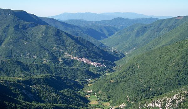 Natura nel Lazio
