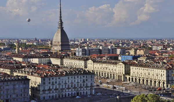 Torino in Piemonte