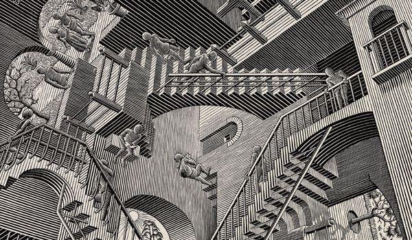 Escher a Napoli