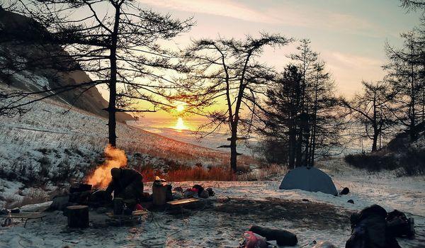 Campeggi invernali