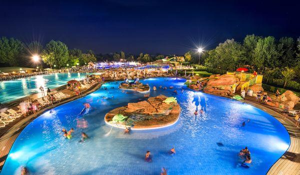 Camping Marina di Venezia - piscina -