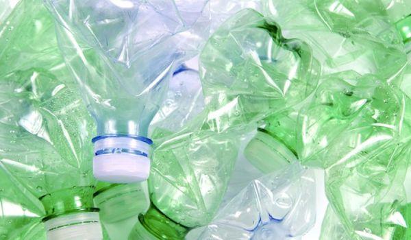 Bottigliette di plastica