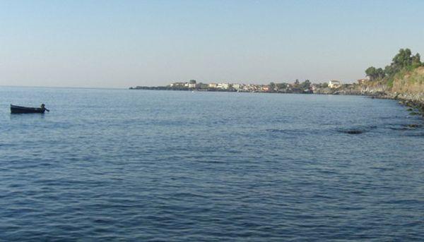 Il mare a Pozzillo Acireale