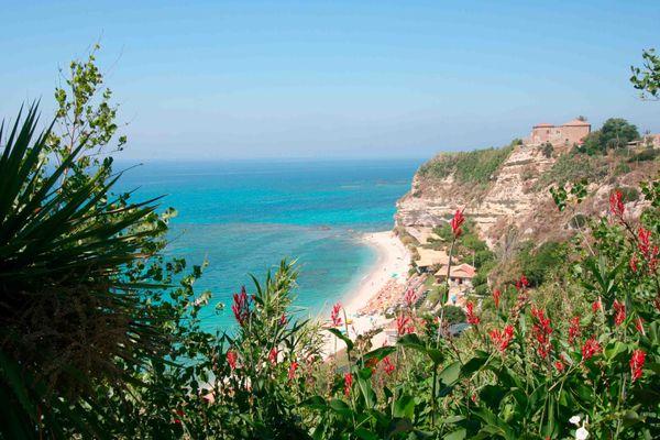 Il mare della Calabria