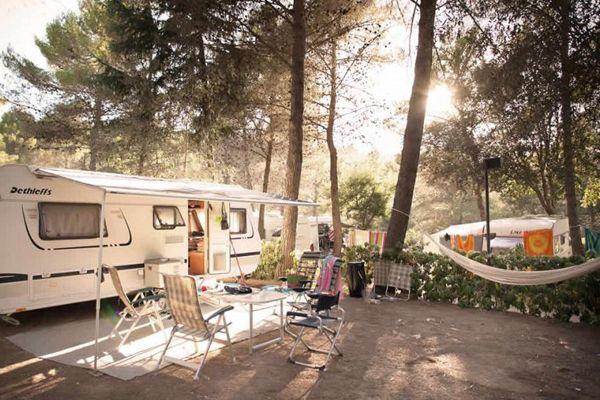 Camping in Castagneto Carducci, Livorno