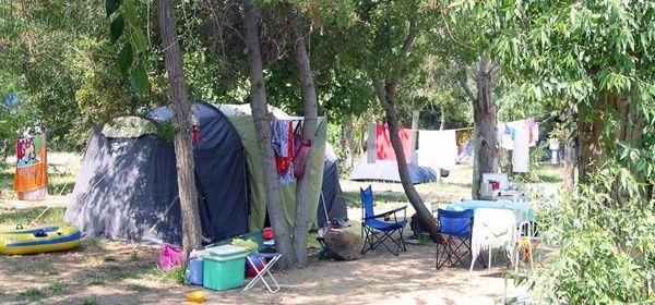 Campeggio a Tortolì