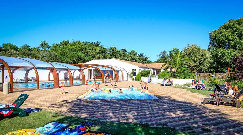 Camping L'Ile Blanche