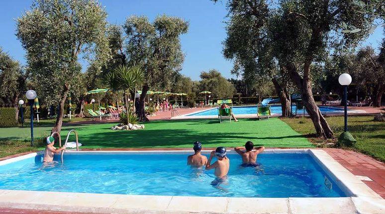 Camping Village Parco degli Ulivi