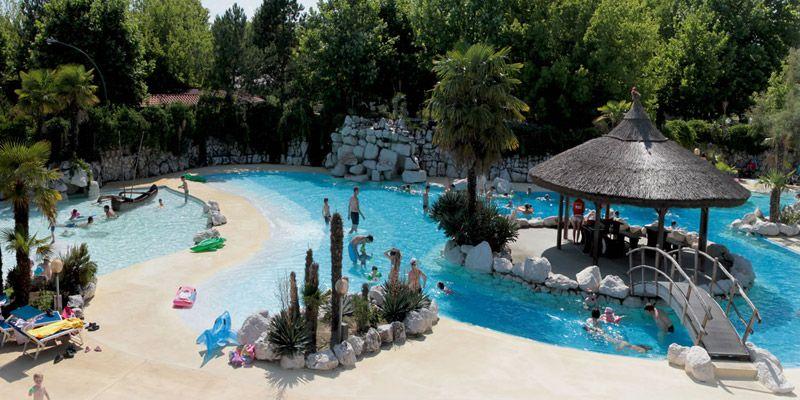 Camping Village con piscina in Emilia Romagna