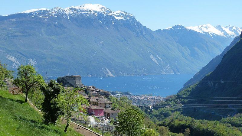 Camping sul Lago di Garda: sport e natura sul Monte Baldo!
