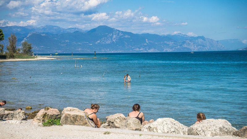 Le migliori spiagge del Lago di Garda: tintarella e relax