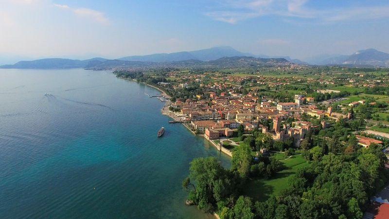 Camping sul Lago di Garda: un amore testimoniato dai numeri