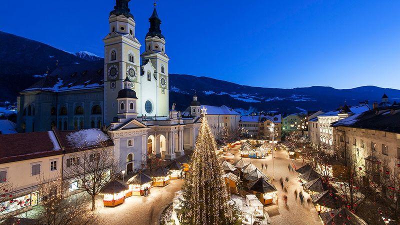 Holt euch Inspiration für einen Winterurlaub im Camping in Trentino-Südtirol