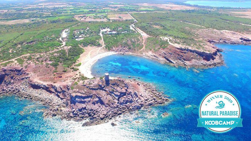"""Die 10 Beste Campingplätze und Feriendörfer """"Natural Paradise"""" von 2019: Sieger ist der Campeggio Villaggio Torre del Porticciolo - Alghero (SS)"""