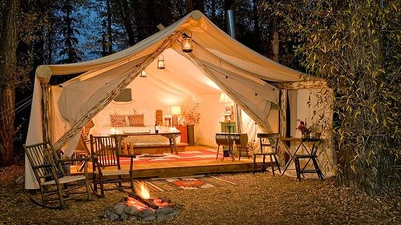 Vacanze Glamping