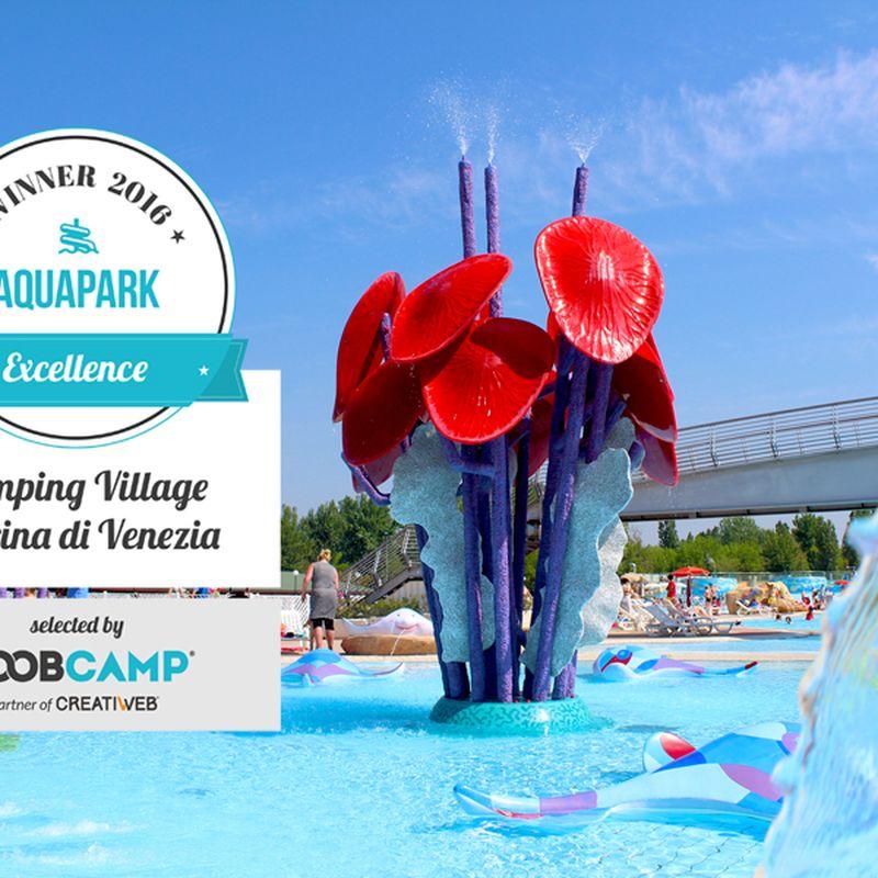 I 10 Migliori Camping E Villaggi Con Aquapark Del 2016 Vince Il Marina Di Venezia