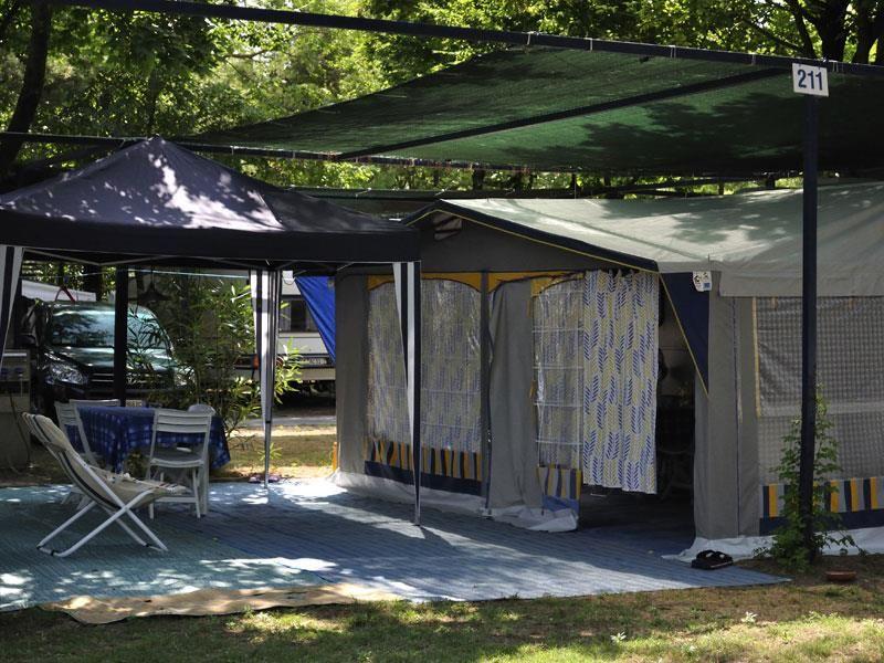Camping a Cavallino-Treporti