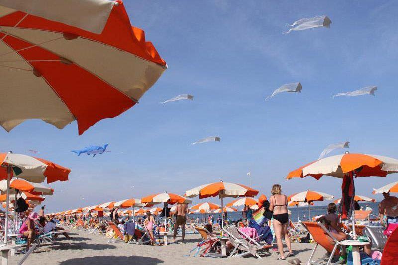 Spiaggia del Lido di Pomposa