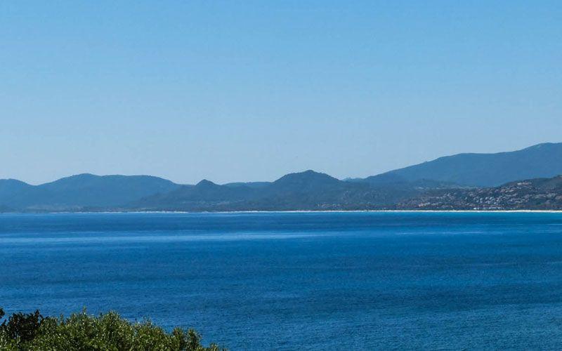 Camping Village sul mare in Sardegna