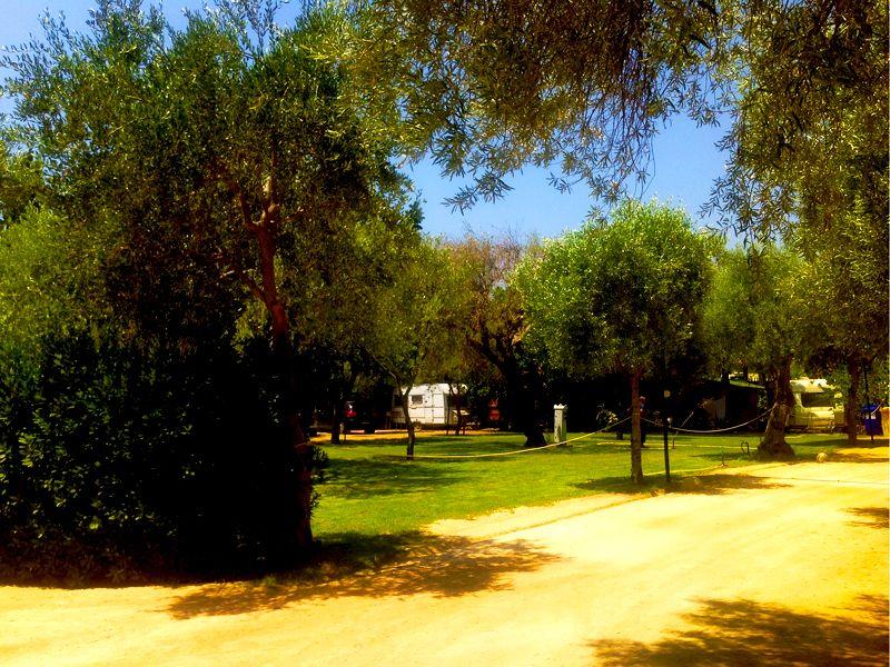 Camping ad Avola, in Sicilia