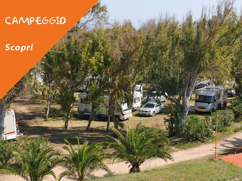 Camping Village in Sardinia