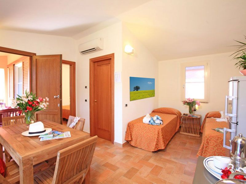 Holiday apartments in Lazio