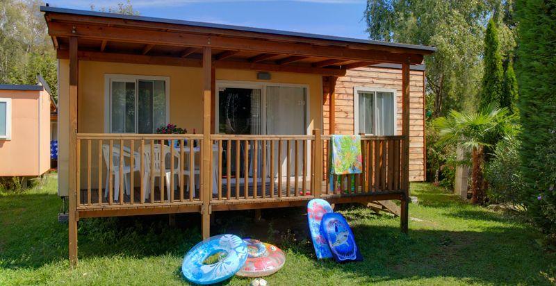 Camping Village con case mobili
