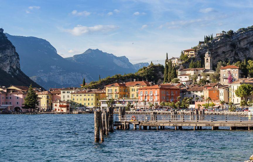 Campeggi sul Lago di Garda: relax, sport ed escursioni