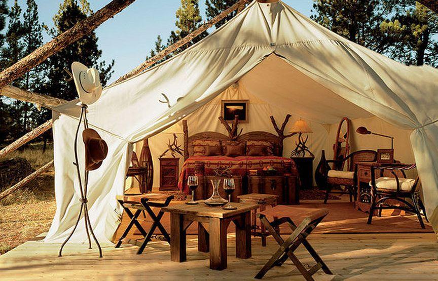 Vacaciones en campin: adónde ir y cómo elegir el alojamiento adecuado