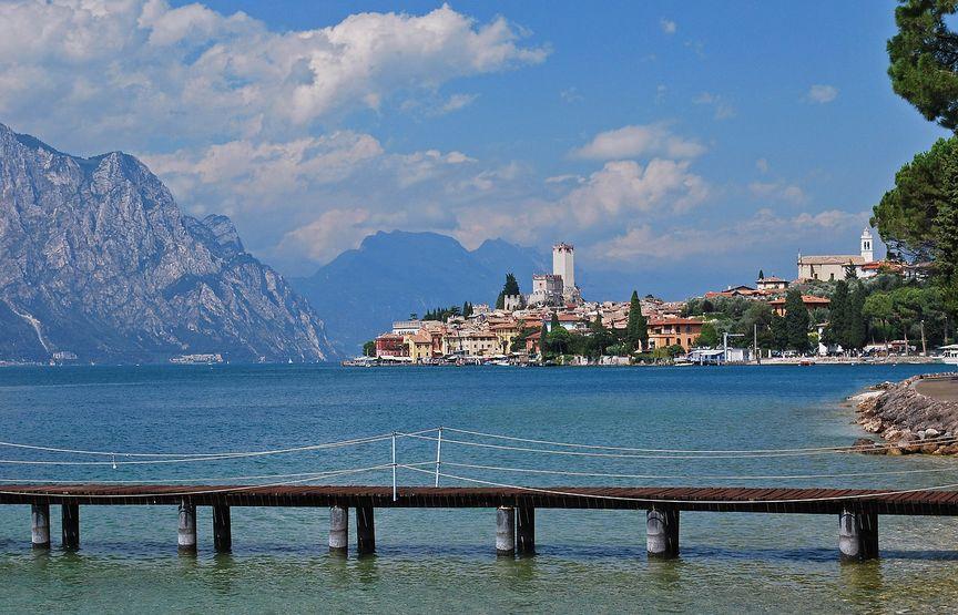Camping sul Lago di Garda in Veneto