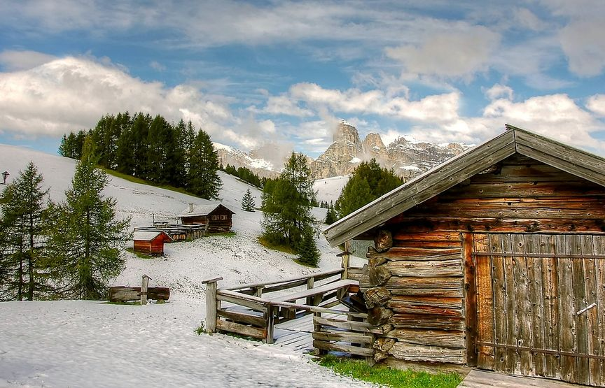 Camping sulle Dolomiti: vacanze da sogno