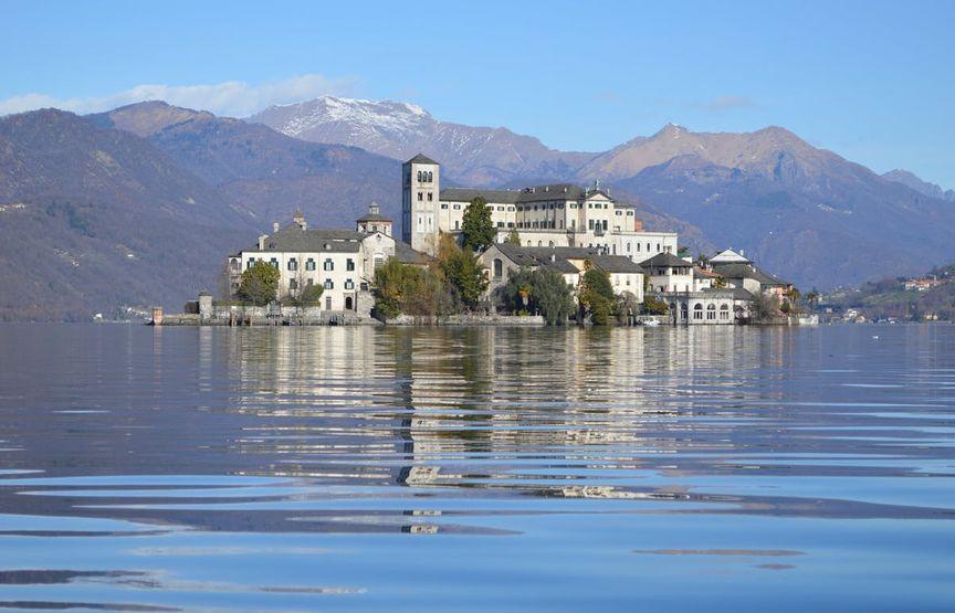 Il Lago d'Orta e le sue attrazioni