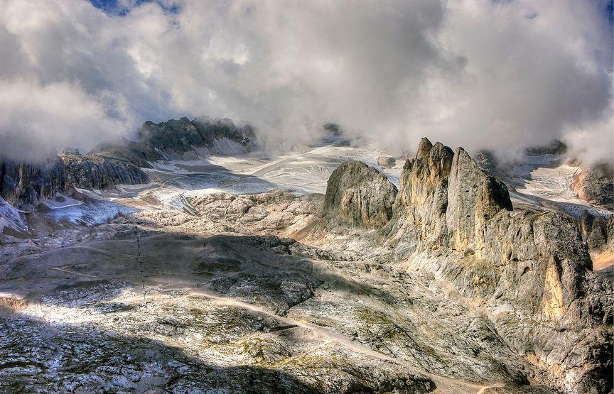 Val di Fassa, uno spettacolo tra le Dolomiti