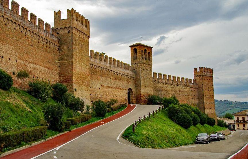 Gradara, borgo medievale dalla storia affascinante