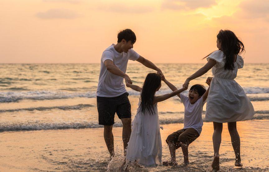 Vacanze per famiglie in Italia