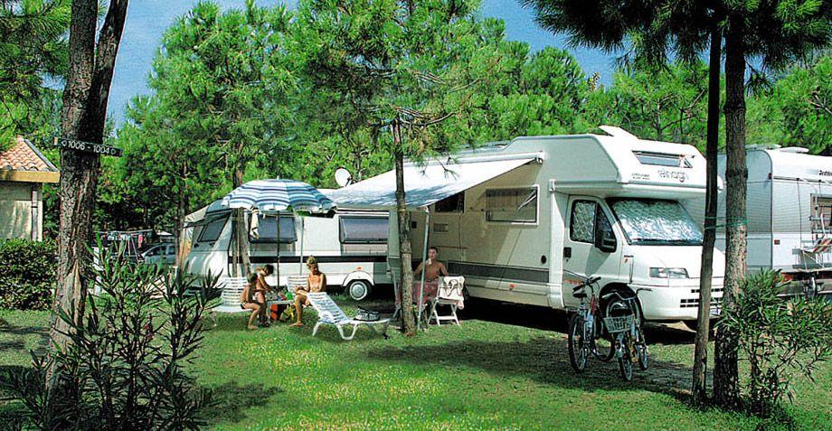 Camping in Abruzzo