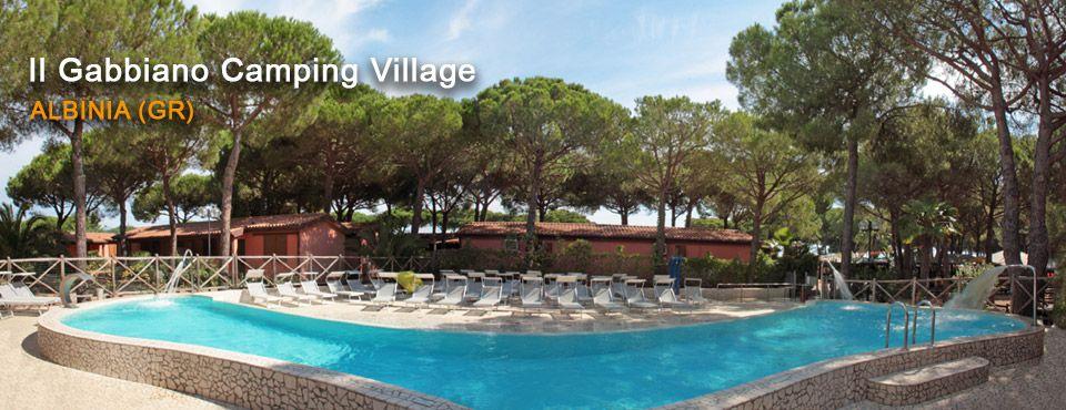 Il Gabbiano Camping Village, Albinia (GR)